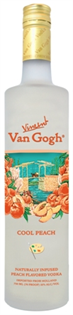 Vincent Van Gogh Vodka Cool Peach 1.00l